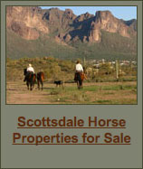 Scottsdale Horse Properties for Sale