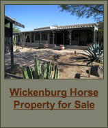 Wickenburg Horse Property for Sale